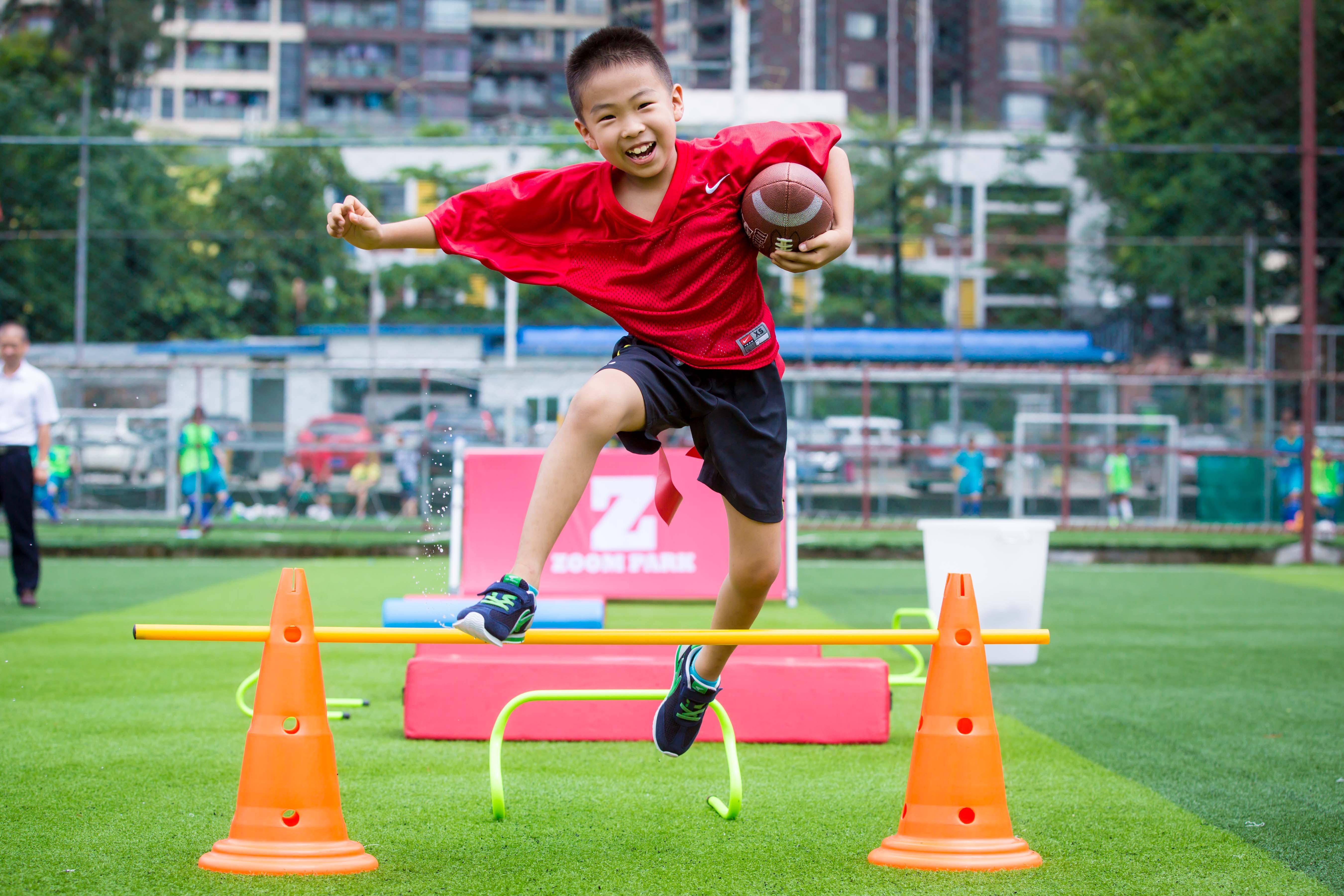 华外国际橄榄球营 IEC-FLS FOOTBALL CAMP